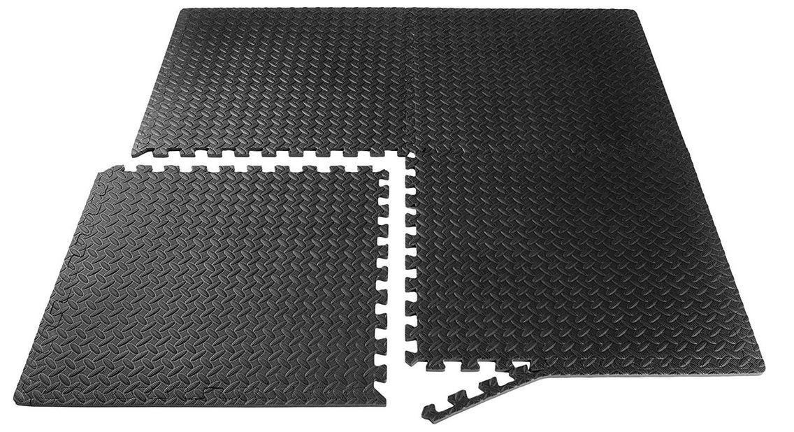 Eva Foam Interlocking Tiles